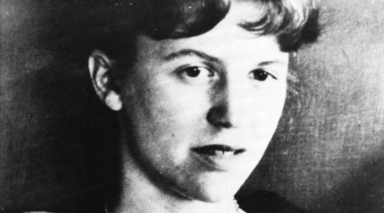 Sylvia Plath. Större än sin myt. Foto: AP