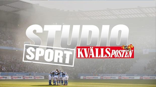 Premiär för Kvällspostens nya sportmagasin i TV