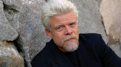 Mattias Gardell. Foto: Leopard Förlag