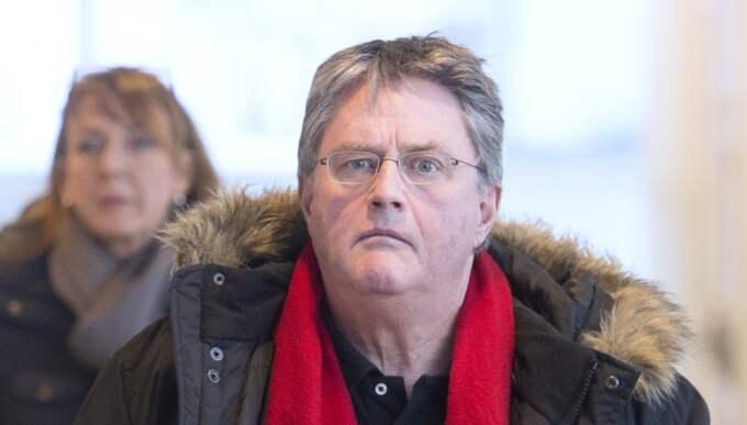 SD:s tidigare partikassör Per Björklund står som medåtalad Foto: Sven Lindwall