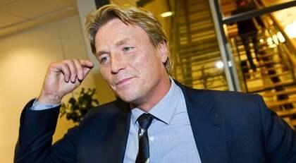 AVSLAG. Thomas Bodström fick i går avslag på sin ledighetsansökan. Nu måste han välja: stanna kvar med familjen i USA och hoppa av sin riksdagsplats eller återvända till Sverige. Foto: Christian Örnberg