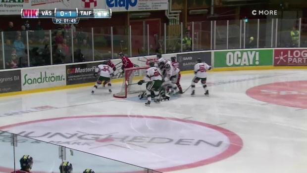 HIGHLIGHTS: Västervik-Tingsryd 1-3