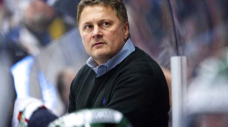 "Stephan ""Lillis"" Lundh var besviken efter förlusten. Foto: Olle Wande"
