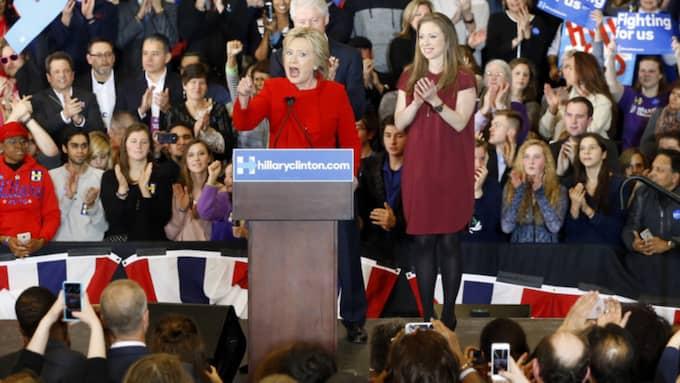 Hillary Clinton. Foto: Patrick Semansky