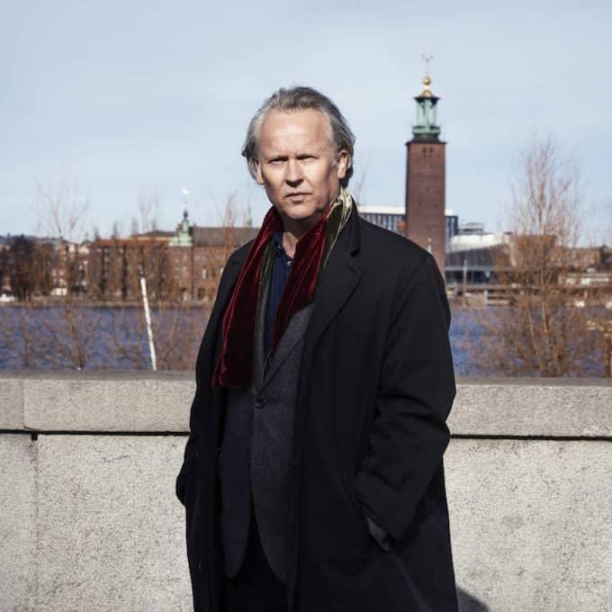 CENTRAL FöRFATTARE. Klas Östergren fångar ett Sverige i förändring. Foto: Viktor Gårdsäter