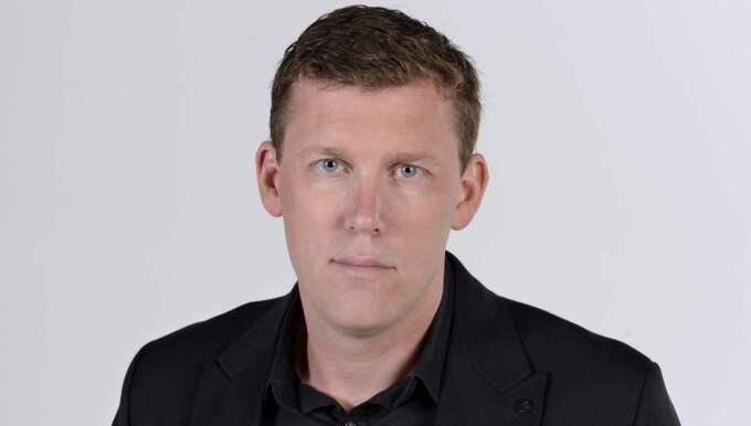 Mathias Lühr. Foto: Robban Andersson