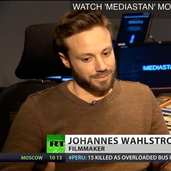 johannes wahlström
