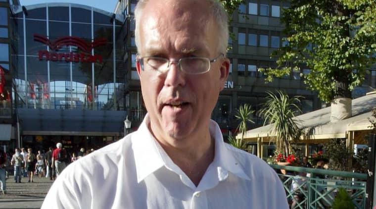 INTE SLUTAT. Göran Lindblads namn har tagits bort från lobbygruppen TEAS hemsida. Själv säger - 760