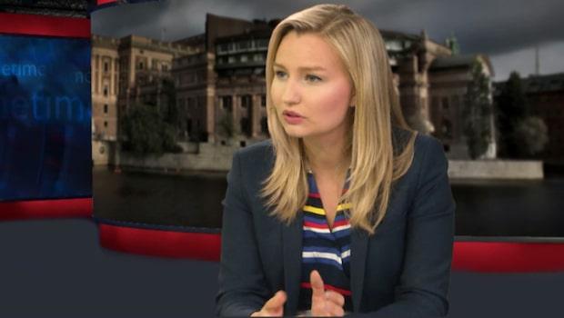 Ebba Busch Thor om partiets dåliga siffror