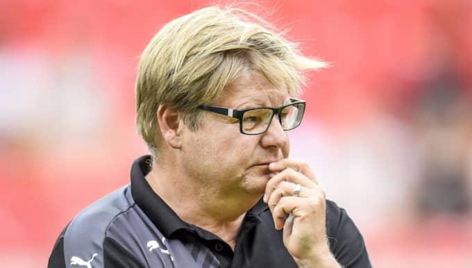 KFF-tränaren Peter Swärdh. Foto: Suvad Mrkonjic