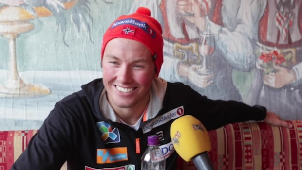 "Emil Iversen om Stina Nilsson: ""En trevlig tjej"""