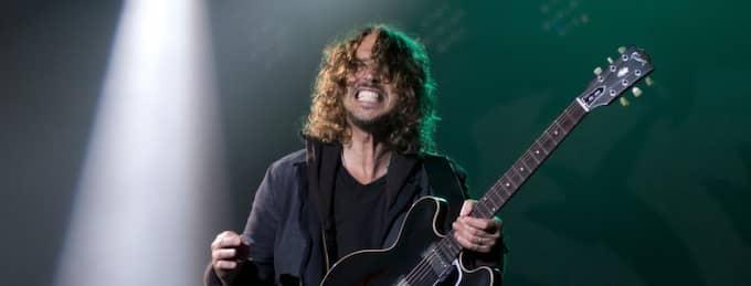 BRA DRAG. Efter 15 års väntan fick de svenska Soundgarden-fansen se Cornell & Co på svensk mark igen.. Foto: LUDVIG THUNMAN