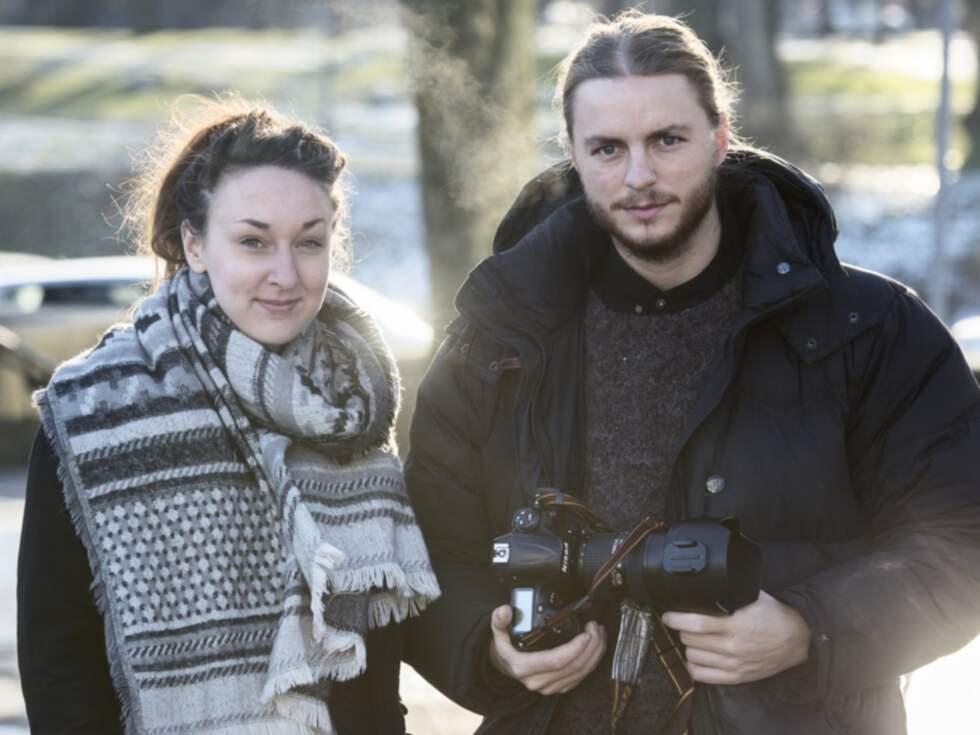 Reportaget är skrivet av Josefine Olausson. Foto av Robin Aron. Foto: Robin Aron