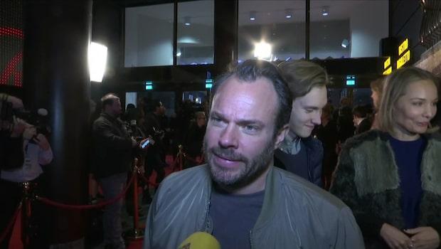 """David Hellenius om Morran och Tobias: """"Känner igen den typen"""""""
