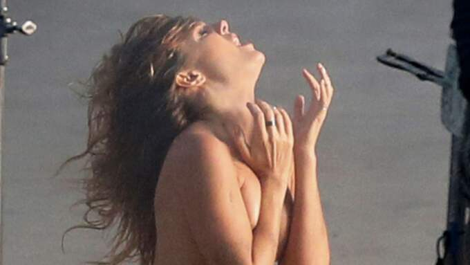 Tove Lo i sin senaste musikvideo Foto: Kvs, Pacificcoastnews