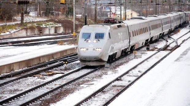 Störningar i tågtrafiken mellan Gällivare och Nattavaara