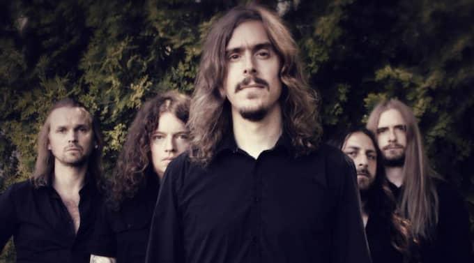 Vågrät final. Efter en tvåårig världsturné gör Opeth en sista spelning till sjöss.