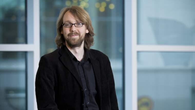 Andreas Johansson Heinö, Timbro. Foto: GÖTEBORGS UNIVERSITET