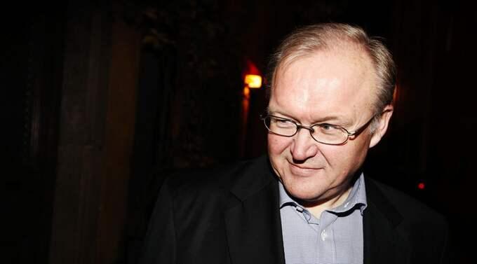 Som person är Göran Persson inte särskilt lik de väljare som han en gång representerade, skriver Leif GW Persson. Foto: Christian Örnberg