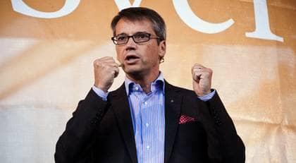 """GENUSPEDAGOGIK. """"Låt oss jobba ihop i stället för att attackera varandra, Göran Hägglund"""", uppmanar genuskonsulten Kajsa Wahlström. Foto: MIKAELSJÖBERG"""