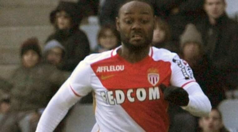 Vagner Love gjorde 1–0 för Monaco – men det räckte inte. Foto: Philippe Lecoeur