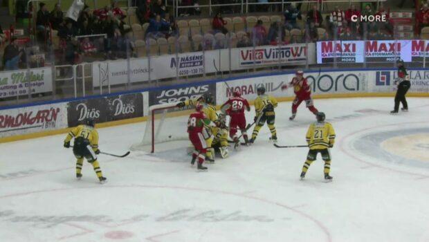 HIGHLIGHTS: Mora-Södertälje 7-0