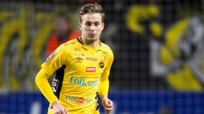 Elfsborgs Adam Lundqvist. Foto: Carl Sandin