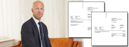 Kund. Försäkringskassans kommunikationschef Jonas Lindgren, som sa upp sig i veckan, anlitade Prime PR:s tjänster för miljonbelopp. Foto: Torbjörn Larsson