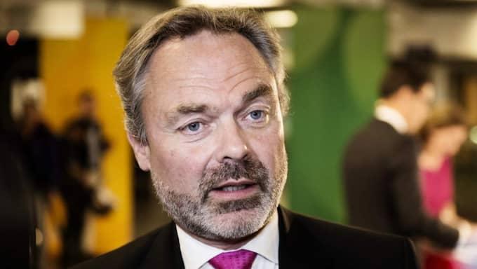 """""""Jag tycker det är mycket svårt att som borgerlig politiker förespråka att Vänsterpartiet ska ha ett starkt inflytande"""", säger Jan Björklund. Foto: Anna-Karin Nilsson"""