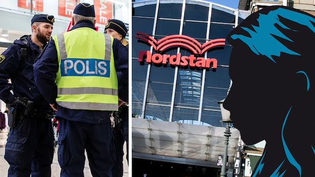 Kvinnor i köpcentret Nordstan blir sexuellt trakasserade
