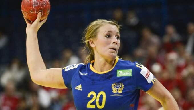 Isabelle Gulldén har varit Sveriges bästa spelare. Foto: Leif R Jansson / Scanpix