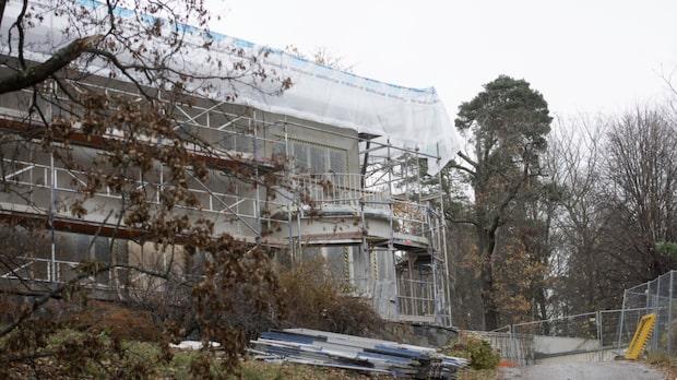 Prinsparet målade om sitt nya hus – utan tillåtelse