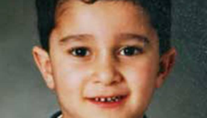 Mohamad Ammouri, 8, var en av dem som mördades 2004.