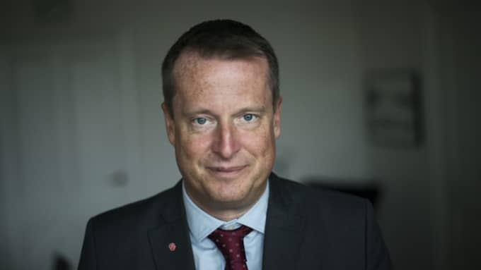 Anders Ygeman, inrikesminister Foto: Meli Petersson Ellafi