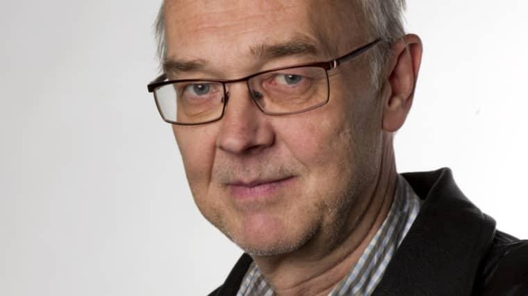 Nils Funcke, tryck- och yttrandefrihetsexpert. Foto: Ylwa Yngvesson