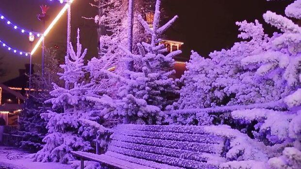 Metrologerna: ser inte lovande ut för en vit jul över hela landet