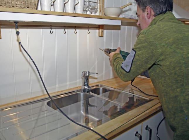 Panelskivor Kok : Leva & bo  Tid att renovera  fixa fint kok till budgetpris
