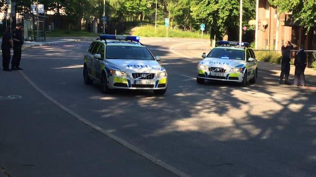 stor ryska kissing i Stockholm