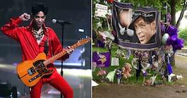 Uppgifter: Prince självmordsbrev hittat