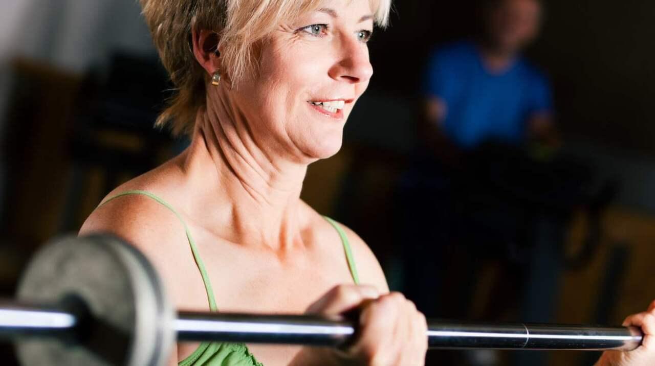 varför är det bra att styrketräna