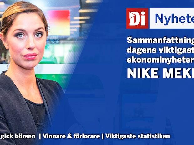 Di Nyheter: Verkstadsbolag i topp på Stockholmsbörsen