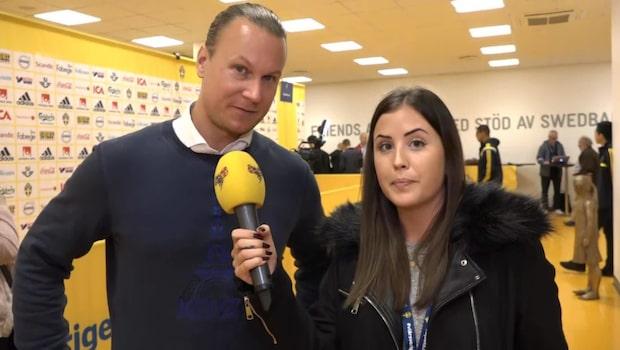 "Sverige kollapsade i Nations League: ""Saknar Forsberg enormt mycket"""