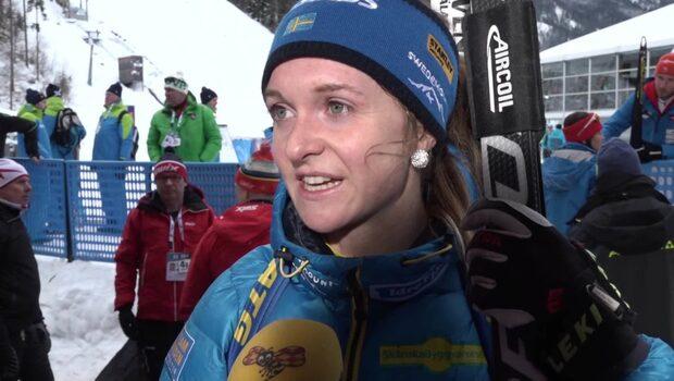 """Mona Brorsson: """"Känner att jag är tillbaka"""""""