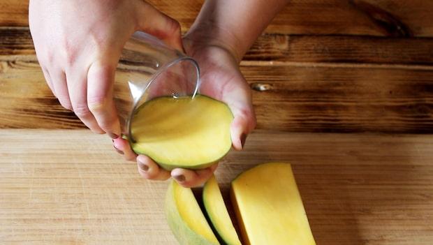 Så här skalar du mango