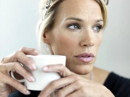 Ex-modellen Emma Wiklund förfasas över smal-idealet i modebranschen idag. Foto: Jörgen Hildebrandt
