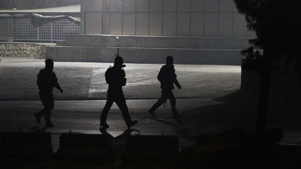 Väpnad attack mot lyxhotell i Kabul