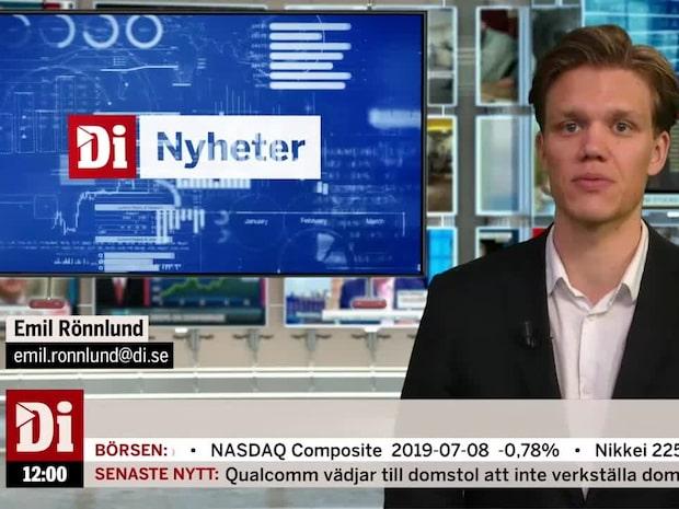 Di Nyheter: Klarrött på Stockholmsbörsen – cykliskt tynger index