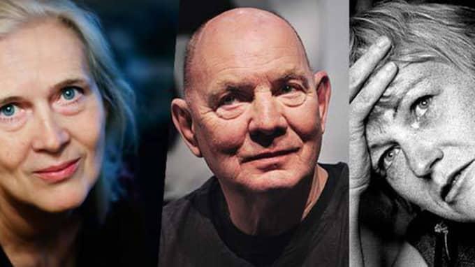 Katarina Frostenson, Lars Norén och Sonja Åkesson har alla skrivit om kärleken.