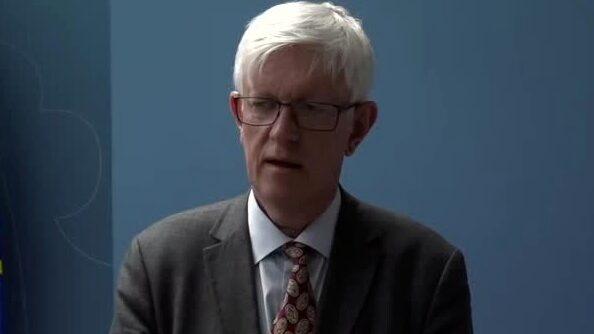 Johan Carlson: Folk har behov av att röra sig