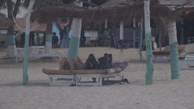 Kärleksinvandring från Gambia